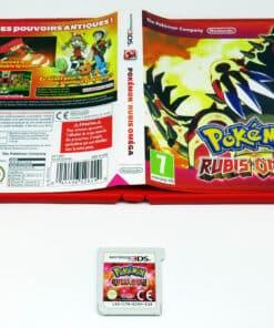 Pokémon Omega Ruby FR 3DS