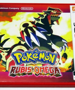 Pokémon Omega Ruby FR 3DS