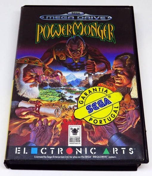 Powermonger MEGA DRIVE