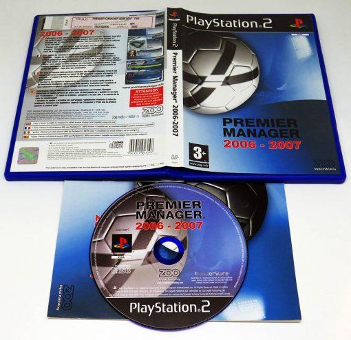 Premier Manager 2006-2007 PS2