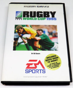 Rugby World Cup 1995 MEGA DRIVE