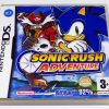 Sonic Rush Adventure NDS