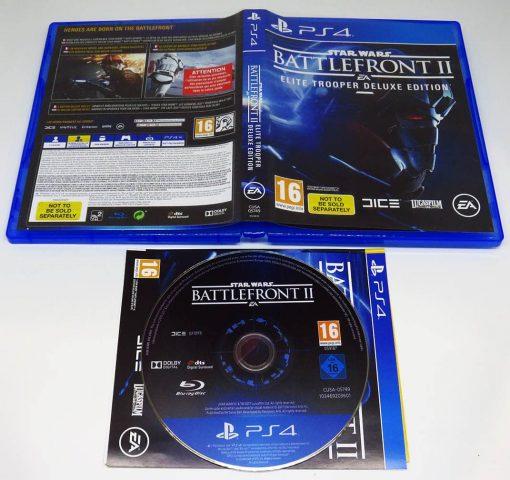 Star Wars: Battlefront II FR PS4