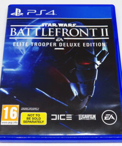 Star Wars: Battlefront II FR PS4