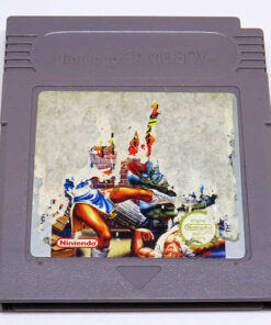 Street Fighter II CART GAME BOY