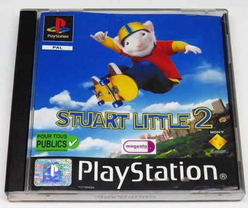 Stuart Little 2 FR PS1