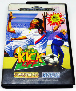 Super Kick Off MEGA DRIVE