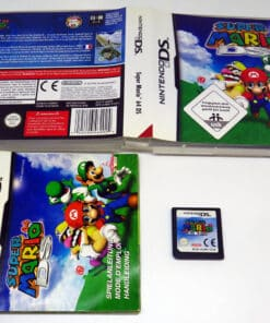 Super Mario 64 DS FR NDS