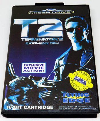 Terminator 2: Judgment Day MEGA DRIVE