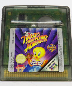 Tweety's High Flying Adventure CART GAME BOY COLOR