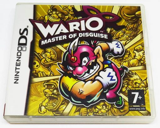 Wario: Master of Disguise FR NDS