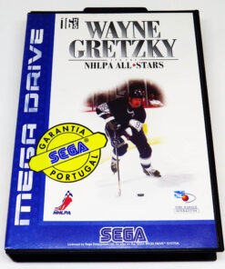 Wayne Gretzky and the NHLPA All-Stars MEGA DRIVE