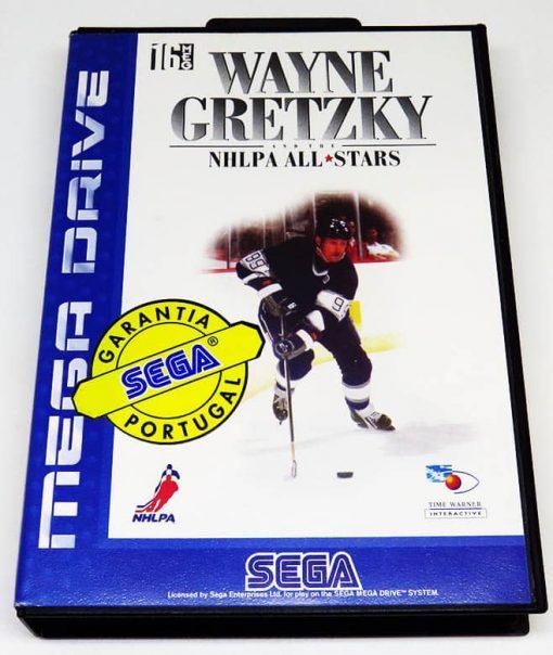 Wayne Gretzky and the NHLPA All-Stars MEGA DRIVE