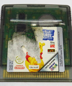 Winnie the Pooh: Adventures in the 100 Acre Wood CART GAME BOY COLOR