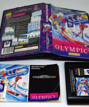 Winter Olympics: Lillehammer 94 MEGA DRIVE