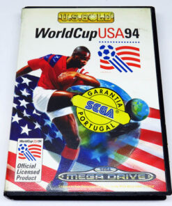 World Cup USA 94 MEGA DRIVE
