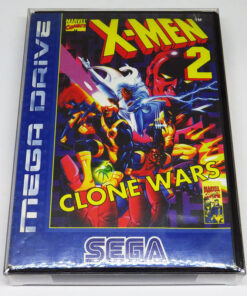X-Men 2: Clone Wars MEGA DRIVE