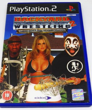 Backyard Wrestling 2: There Goes the Neighborhood PS2