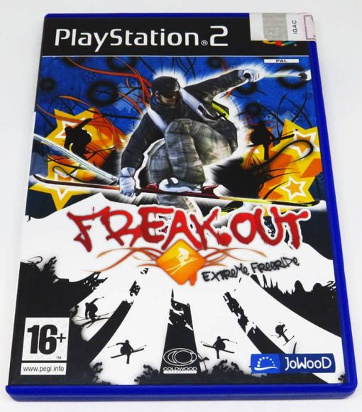 Freak Out: Extreme Freeride PS2