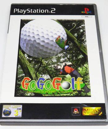 Go Go Golf PS2