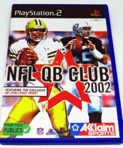 NFL QB Club 2002 PS2