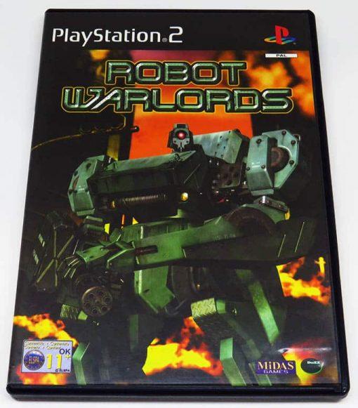 Robot Warlords PS2
