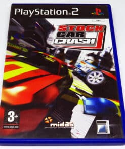 Stock Car Crash PS2