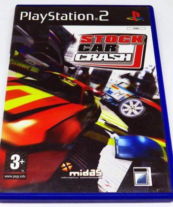 Stock Car Crash PS2