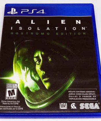 Alien: Isolation US PS4