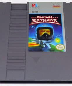 Captain SkyHawk CART NES