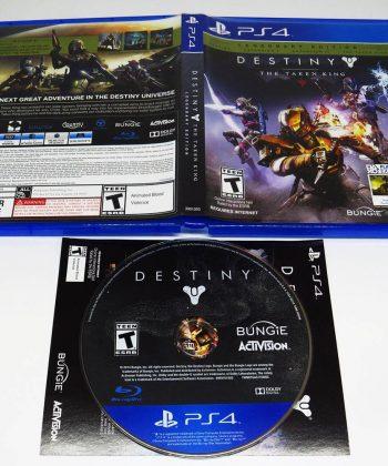 Destiny US PS4