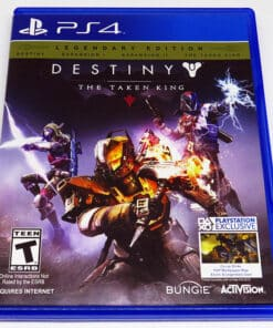 Destiny US PS4