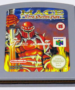 Mace: The Dark Age CART N64