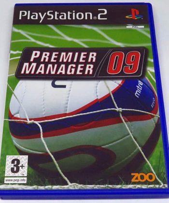 Premier Manager 09 PS2