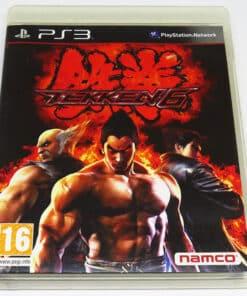 Tekken 6 FR PS3