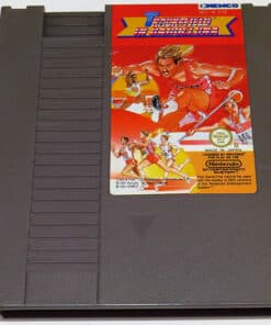 Track & Field in Barcelona CART NES