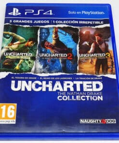 Uncharted: The Nathan Drake Collection ES (2) PS4