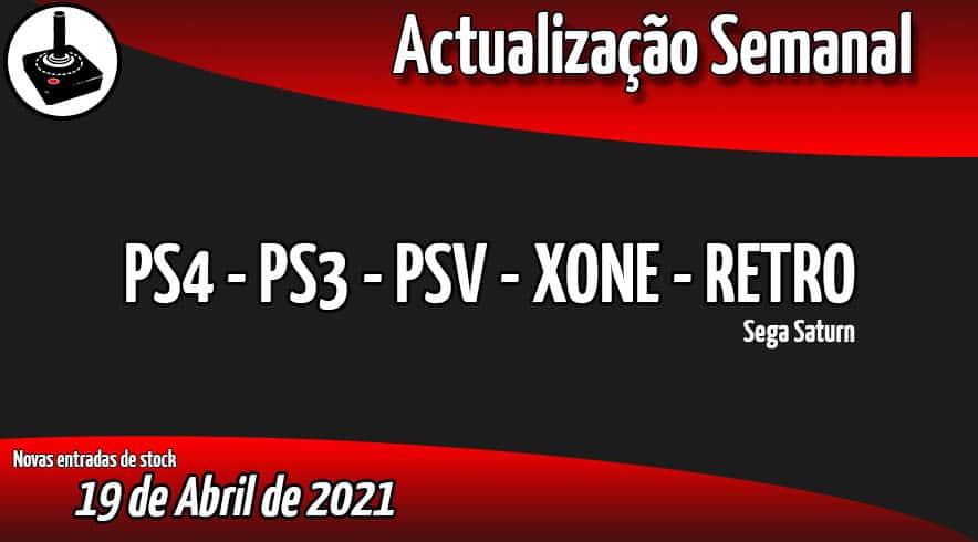 Jogos Usados PS4 - PS3 - PSV - XONE - RETRO