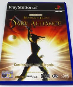 Baldur's Gate: Dark Alliance ES PS2