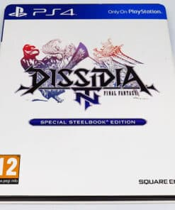 Dissidia Final Fantasy NT - Special Steelbook Edition PS4