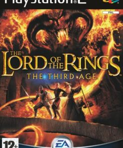 The Lord of the Rings: The Third Age PS2