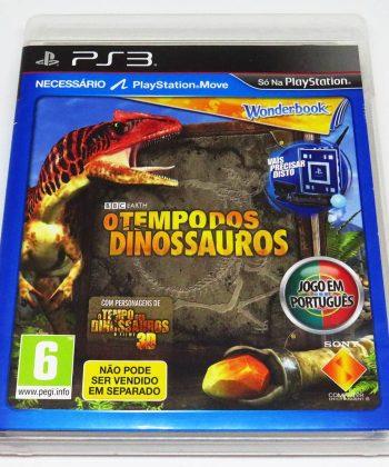 Wonderbook: O Tempo dos Dinossauros PS3