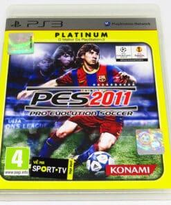 Pro Evolution Soccer 2011 Platinum PS3