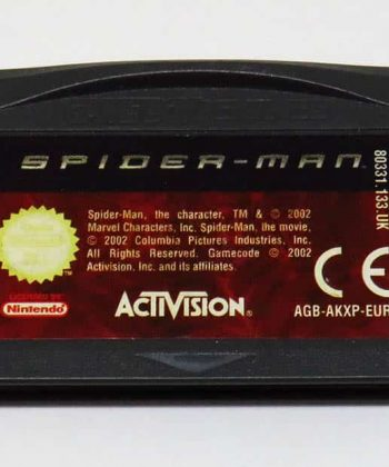 Spider-Man CART GAME BOY ADVANCE
