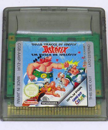 Astérix: Em Busca de Ideiáfix CART GAME BOY COLOR