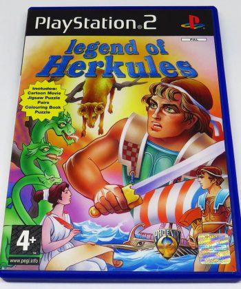 Legend of Herkules PS2