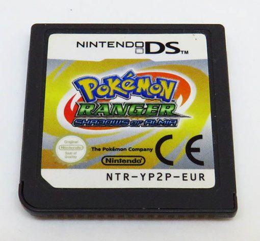 Pokémon Ranger: Shadows of Almia CART NDS