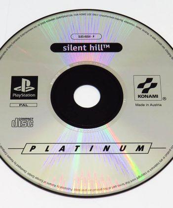 Silent Hill DISC PS1