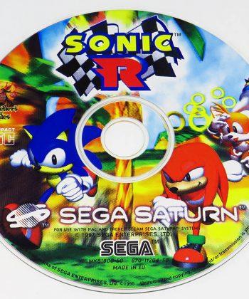 Sonic R DISC SEGA SATURN