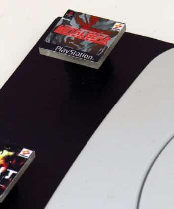 PixelBox - PSOne Art - Playstation-PS1
